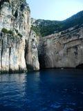 Νησί Paxos, Ελλάδα Στοκ εικόνα με δικαίωμα ελεύθερης χρήσης