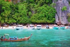 Νησί Phuket PP Στοκ Φωτογραφία