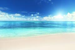 Νησί Praslin παραλιών του Λάτσιο Anse Στοκ Φωτογραφία
