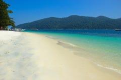 Νησί Rawi, εθνικό πάρκο Tarutao, Satun, Ταϊλάνδη Στοκ εικόνες με δικαίωμα ελεύθερης χρήσης