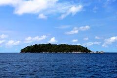 Νησί Rawi Adang, εθνικό πάρκο Tarutao, Satun, Ταϊλάνδη Στοκ εικόνα με δικαίωμα ελεύθερης χρήσης