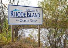 νησί rhode Στοκ φωτογραφία με δικαίωμα ελεύθερης χρήσης