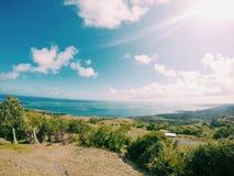 Νησί Rodrigues Στοκ φωτογραφία με δικαίωμα ελεύθερης χρήσης