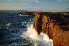νησί s απότομων βράχων antioco Στοκ Φωτογραφία