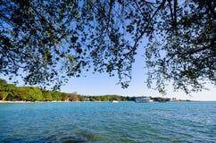 Νησί Samed Στοκ φωτογραφία με δικαίωμα ελεύθερης χρήσης