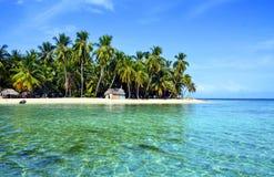 Νησί SAN Blas στοκ εικόνα