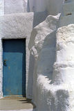 Νησί Santorini Fira, Ελλάδα Στοκ φωτογραφία με δικαίωμα ελεύθερης χρήσης