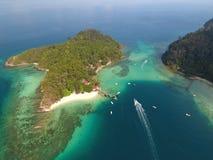 Νησί Sapi στοκ εικόνα