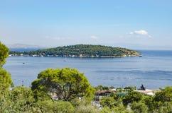 Νησί Sedef Στοκ Εικόνες