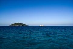 νησί similan Στοκ εικόνες με δικαίωμα ελεύθερης χρήσης