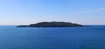 Νησί ST Nicolas Στοκ εικόνες με δικαίωμα ελεύθερης χρήσης