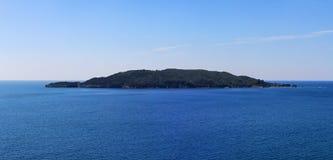 Νησί ST Nikola Στοκ φωτογραφία με δικαίωμα ελεύθερης χρήσης
