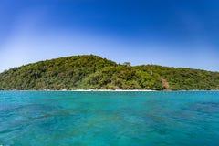Νησί Surin, Ταϊλάνδη Στοκ φωτογραφία με δικαίωμα ελεύθερης χρήσης