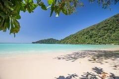 Νησί Surin, Ταϊλάνδη Στοκ εικόνες με δικαίωμα ελεύθερης χρήσης