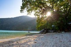 Νησί Surin, Ταϊλάνδη Στοκ Φωτογραφίες