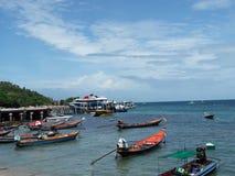 Νησί Tao Ko στην Ταϊλάνδη Στοκ φωτογραφία με δικαίωμα ελεύθερης χρήσης