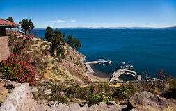 Νησί Taquile Στοκ φωτογραφίες με δικαίωμα ελεύθερης χρήσης