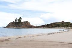 νησί taquile Στοκ φωτογραφία με δικαίωμα ελεύθερης χρήσης