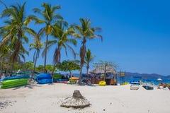 Νησί Tortuga, Κόστα Ρίκα στοκ εικόνα