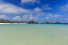 Νησί Yasawa Στοκ εικόνα με δικαίωμα ελεύθερης χρήσης