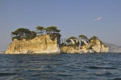 Νησί Zakyntos Στοκ Εικόνες