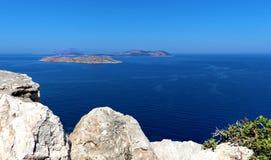 Νησιά από το νησί Στοκ Εικόνες