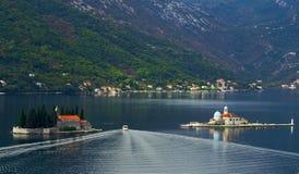 νησιά δύο Στοκ Εικόνες