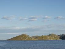 Νησιά και θάλασσα Στοκ Εικόνες