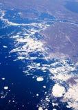 νησιά Μπάφφιν Στοκ Φωτογραφία