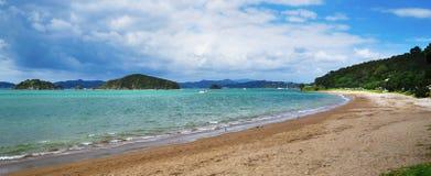 νησιά Νέα Ζηλανδία κόλπων Στοκ φωτογραφία με δικαίωμα ελεύθερης χρήσης