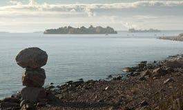νησιά Στοκ εικόνες με δικαίωμα ελεύθερης χρήσης