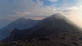 Νησιά Aeolie Eolie Στοκ φωτογραφία με δικαίωμα ελεύθερης χρήσης