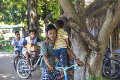 ΝΗΣΙΆ GILI, ΙΝΔΟΝΗΣΊΑ - 22 ΜΑΡΤΊΟΥ: Τα νησιά Gili είναι μικρά τροπικά νησιά Στοκ εικόνες με δικαίωμα ελεύθερης χρήσης