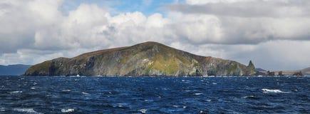 Νησιά Hermite, Γη του Πυρός, Χιλή Στοκ Φωτογραφία
