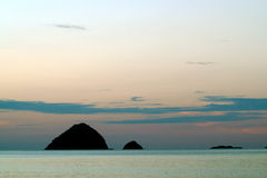 Νησιά Perhentian - Μαλαισία Στοκ Εικόνες