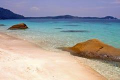 Νησιά Perhentian - Μαλαισία Στοκ φωτογραφία με δικαίωμα ελεύθερης χρήσης