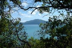 νησιά Queensland νησιών της Αυστραλίας Χάμιλτον whitsunday Στοκ Φωτογραφίες