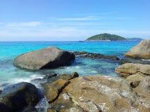 νησιά similan Στοκ φωτογραφία με δικαίωμα ελεύθερης χρήσης