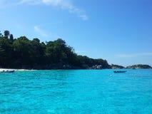 νησιά similan Στοκ Φωτογραφίες