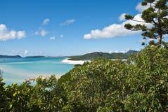 νησιά whitsunday στοκ φωτογραφία