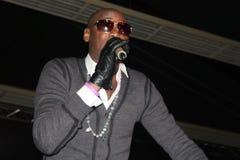 Νιγηριανός τραγουδιστής 2Face Idibia Στοκ Φωτογραφία