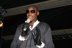 Νιγηριανός τραγουδιστής 2Face Idibia Στοκ Εικόνες