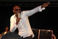 Νιγηριανός τραγουδιστής 2Face Idibia Στοκ Εικόνα