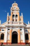 Νικαράγουα, όψη στην παλαιά Γρανάδα Στοκ Εικόνα