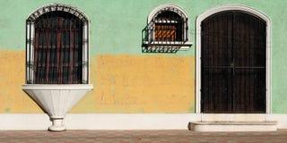 Νικαράγουα, όψη στην παλαιά Γρανάδα Στοκ φωτογραφίες με δικαίωμα ελεύθερης χρήσης