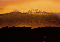 Νικαραγουανό ηλιοβασίλεμα Στοκ εικόνα με δικαίωμα ελεύθερης χρήσης