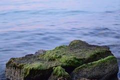 Νικημένος βράχος Στοκ φωτογραφία με δικαίωμα ελεύθερης χρήσης