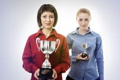 Νικητής και ηττημένοι Στοκ φωτογραφίες με δικαίωμα ελεύθερης χρήσης