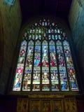 ΝΙΟΥΚΑΣΤΛ-ΑΠΌΝ-ΤΆΙΝ, ΤΑΙΝ ΚΑΙ WEAR/UK - 20 ΙΑΝΟΥΑΡΊΟΥ: Λεκιασμένο Gla στοκ φωτογραφία με δικαίωμα ελεύθερης χρήσης