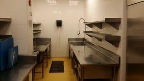 11 Νοεμβρίου 2016, Κουάλα Λουμπούρ Ο σύγχρονος εξοπλισμός κουζινών ξενοδοχείων Στοκ Εικόνες